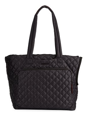 MZ Wallace Quilted Metro Dog Carrier Tote Bag