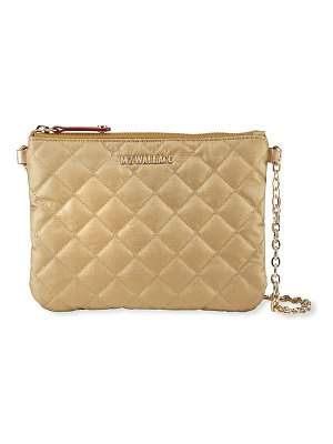 MZ Wallace Ruby Was Pippi Quilted Crossbody Bag