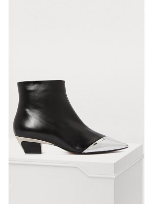 N 21 Pointed toe ankle boots