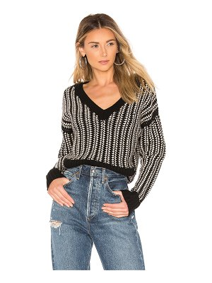 NAADAM Kara V Neck Sweater