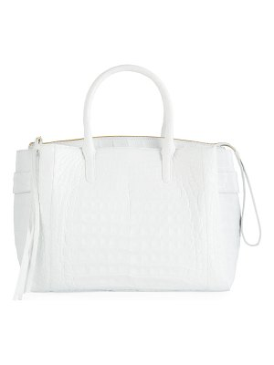 Nancy Gonzalez Cristie Medium Crocodile Tote Bag