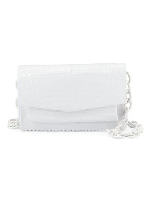 Nancy Gonzalez Eden XS Crocodile Crossbody Bag