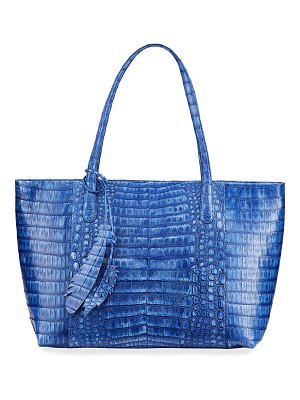 Nancy Gonzalez Erica Crocodile Tote Bag