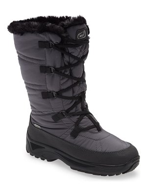 Naot vail lace-up waterproof snow boot