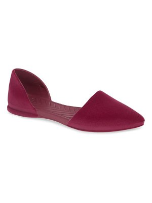 Native Shoes audrey open sided flat