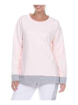 Neon Buddha Peace Out Long-Sleeve Top