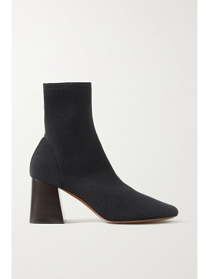 Neous lepus stretch-knit ankle boots