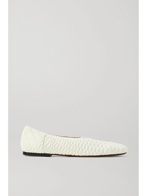 Neous phinia quilted stretch-knit ballet flats