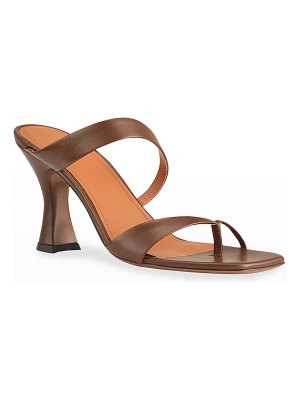 Neous Sika Toe-Ring Leather Sandals