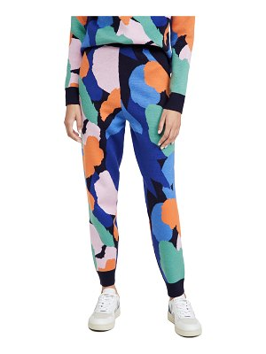 Never Fully Dressed artist print lounge pants