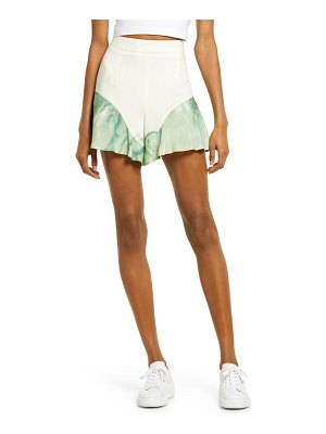 Never Fully Dressed coco high waist shorts