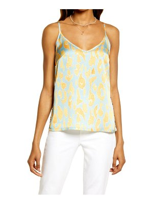 Never Fully Dressed splice animal camisole