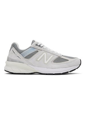 New Balance off-white made in us 990v5 sneakers
