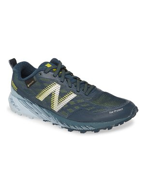New Balance summit unknown gore-tex waterproof trail running shoe