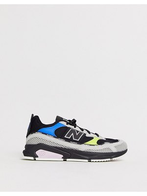 New Balance x-racer sneakers in black