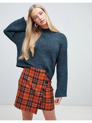 New Look chenille sweater