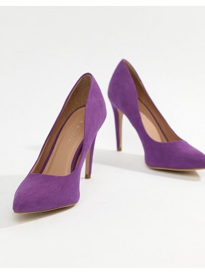 New Look high pointed court shoe