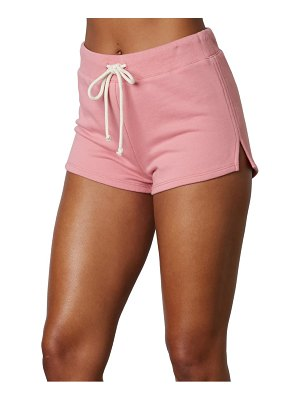 NIA essex cotton blend shorts