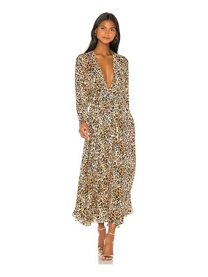 NICHOLAS maxi dress