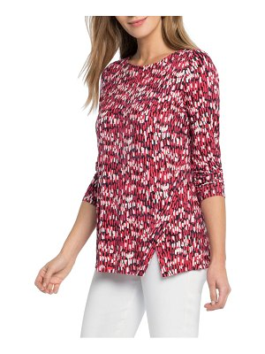 NIC+ZOE bright burst top