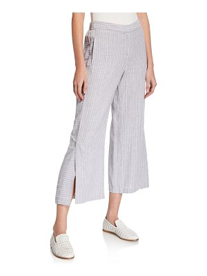 NIC+ZOE Central Park Striped Pants