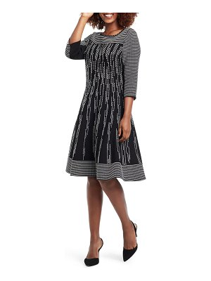NIC+ZOE dashing out fit & flare twirl dress
