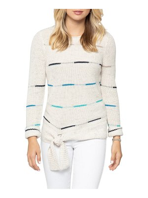 NIC+ZOE fresh path sweater