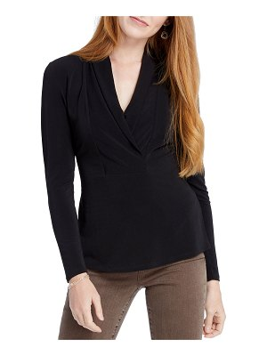 NIC+ZOE Fundamental Long-Sleeve Top