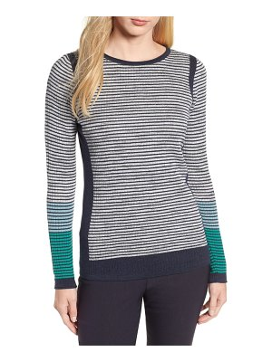 NIC+ZOE green spark sweater