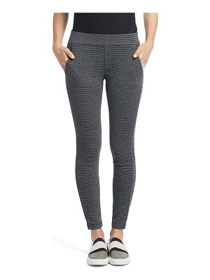 NIC+ZOE patterned skinny knit pants