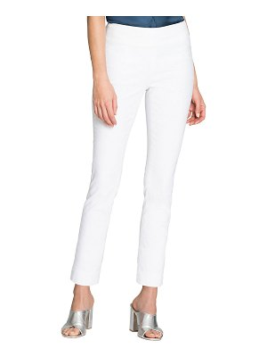 NIC+ZOE Polished Wonderstretch Skinny Ankle Pants