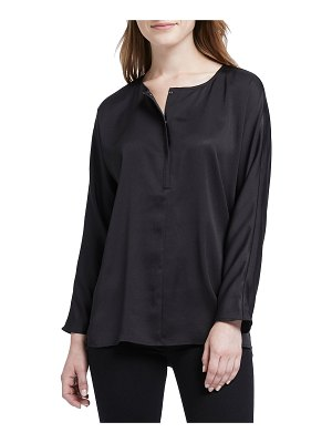 NIC+ZOE Prance Long-Sleeve Top
