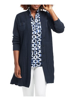 NIC+ZOE Pretty Pocket Twirl Cardigan