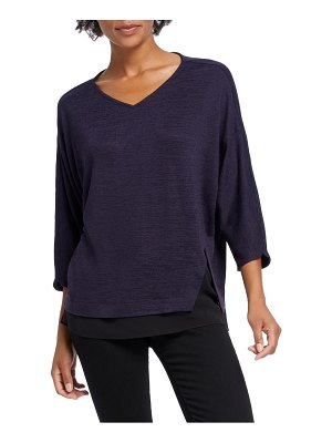 NIC+ZOE rejoice layered top