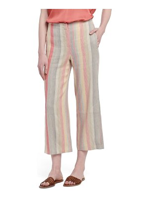 NIC+ZOE sweetclover crop pants
