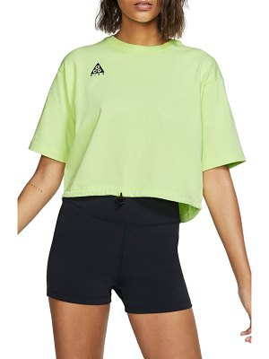 Nike acg  short sleeve top