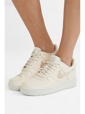 Nike air force 1 '07 lx leather sneakers