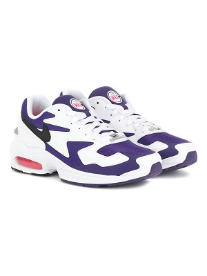 Nike air max2 light sneakers