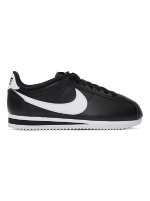 Nike and white classic cortez sneakers