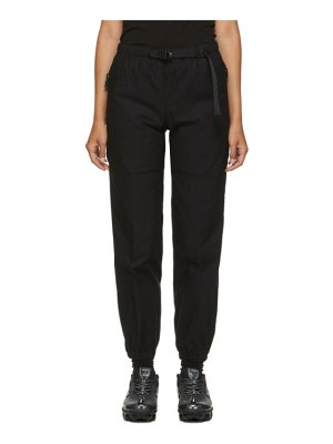 Nike black acg woven lounge pants