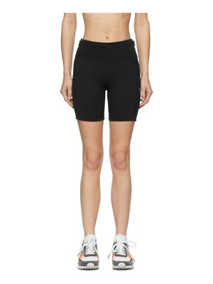 Nike black epic luxe sport shorts