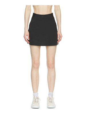 Nike black flex bliss luxe skirt