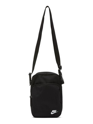 Nike black heritage 2.0 crossbody bag