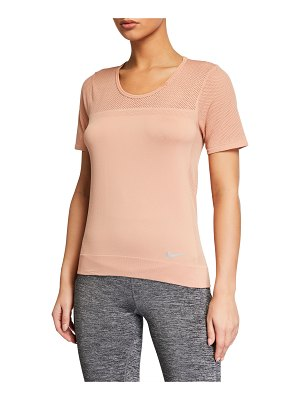 Nike Infinite Short-Sleeve Active Top