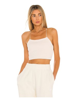 Nike luxe strappy cami