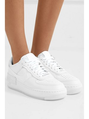 Nike nike air force 1 shadow leather sneakers
