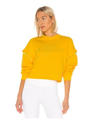 Nike nk crop fleece crew gce