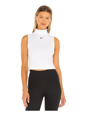Nike nsw collection mock neck top
