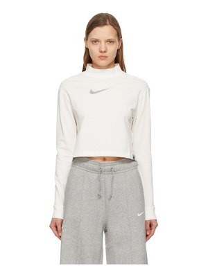 Nike off-white nsw cropped t-shirt