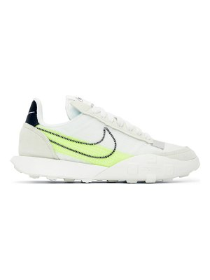 Nike off-white waffle racer 2x sneakers